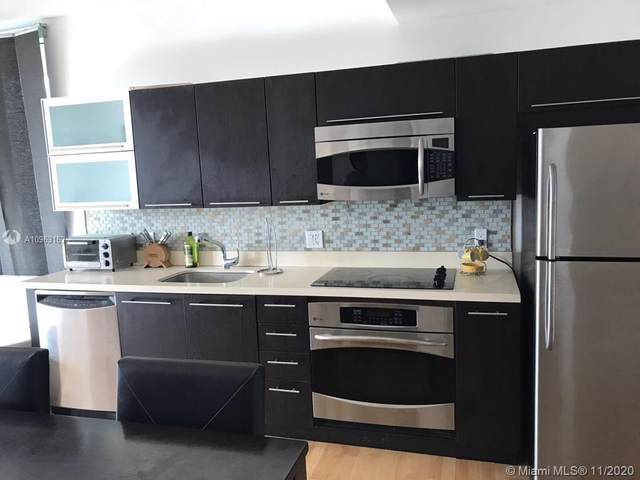 90 SW 3rd St #1105, Miami, FL 33130 (MLS #A10963163) :: Carole Smith Real Estate Team