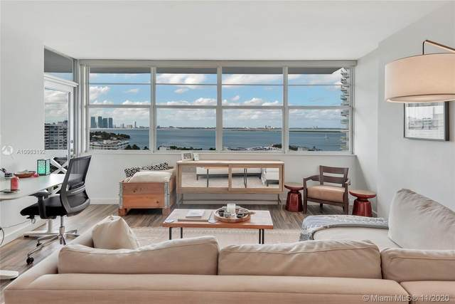 20 Island Ave #1403, Miami Beach, FL 33139 (MLS #A10963192) :: ONE Sotheby's International Realty