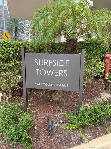 9511 Collins Ave #406, Surfside, FL 33154 (MLS #A10963193) :: The Riley Smith Group