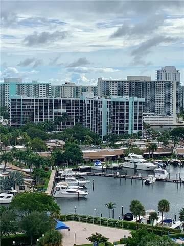 600 Three Islands Blvd #1212, Hallandale Beach, FL 33009 (MLS #A10963203) :: ONE Sotheby's International Realty