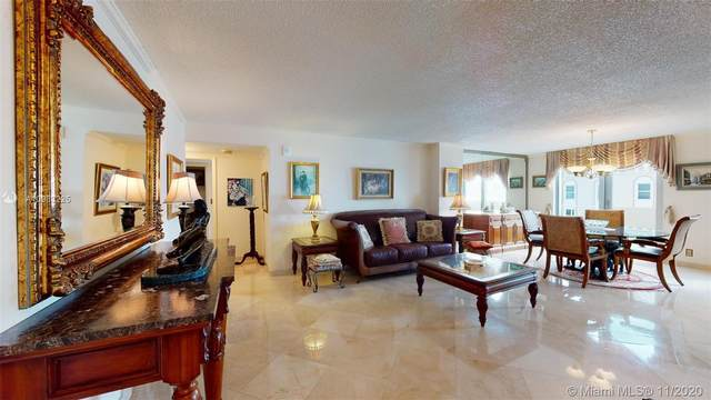 1920 S Ocean Dr 20C, Hallandale Beach, FL 33009 (MLS #A10963225) :: Ray De Leon with One Sotheby's International Realty