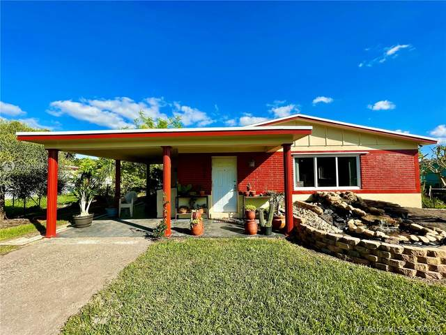 725 NW 9th Ave, Florida City, FL 33034 (MLS #A10963275) :: THE BANNON GROUP at RE/MAX CONSULTANTS REALTY I