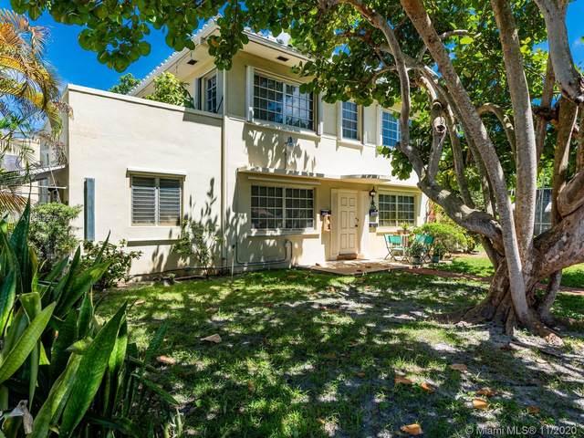 12025 NE 8th Ave, Biscayne Park, FL 33161 (MLS #A10963279) :: Carole Smith Real Estate Team