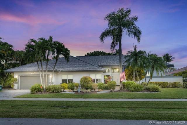 11001 Boca Woods Ln, Boca Raton, FL 33428 (MLS #A10963292) :: United Realty Group