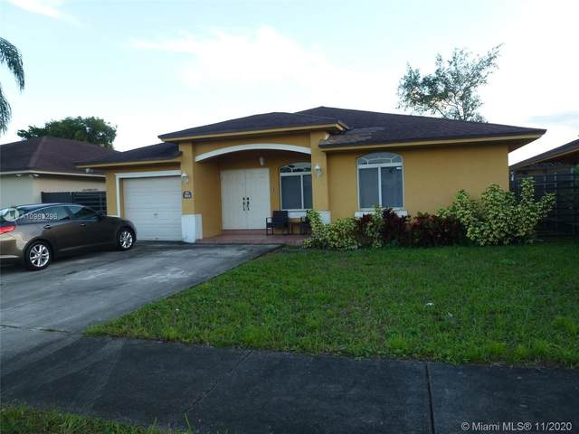 3824 NW 201st Ter, Miami Gardens, FL 33055 (MLS #A10963296) :: Douglas Elliman