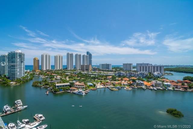 400 Sunny Isles Blvd #1805, Sunny Isles Beach, FL 33160 (MLS #A10963310) :: Albert Garcia Team
