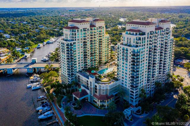 610 W Las Olas Blvd #1314, Fort Lauderdale, FL 33312 (MLS #A10963324) :: The Paiz Group