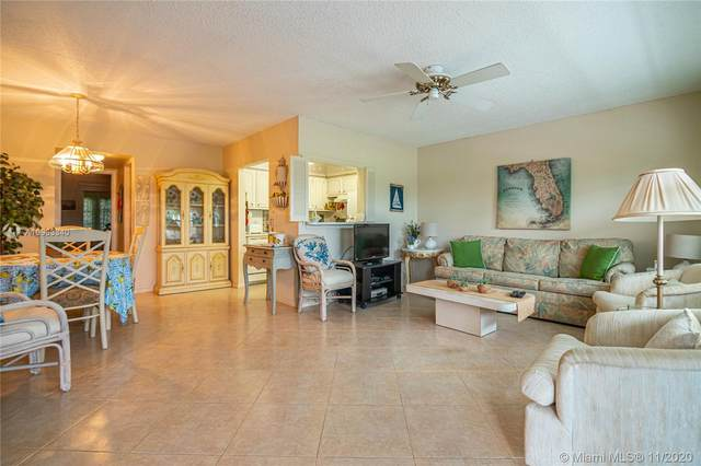 321 Oakridge R #321, Deerfield Beach, FL 33442 (MLS #A10963340) :: The Teri Arbogast Team at Keller Williams Partners SW