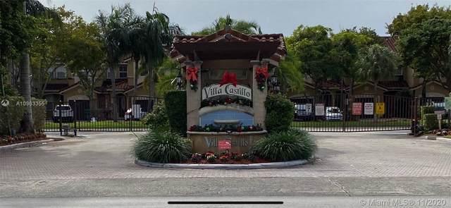 8913 SW 108th Pl #8913, Miami, FL 33176 (MLS #A10963355) :: The Riley Smith Group