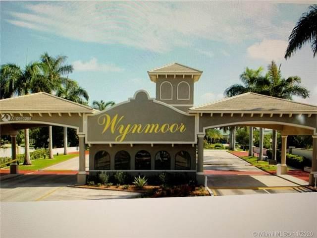 4701 Martinique Dr M2, Coconut Creek, FL 33066 (MLS #A10963358) :: Albert Garcia Team