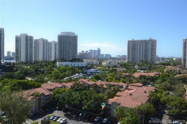 18151 NE 31st Ct #1502, Aventura, FL 33160 (MLS #A10963376) :: Berkshire Hathaway HomeServices EWM Realty