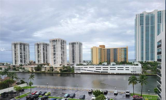 1000 Parkview Dr #802, Hallandale Beach, FL 33009 (MLS #A10963399) :: Ray De Leon with One Sotheby's International Realty