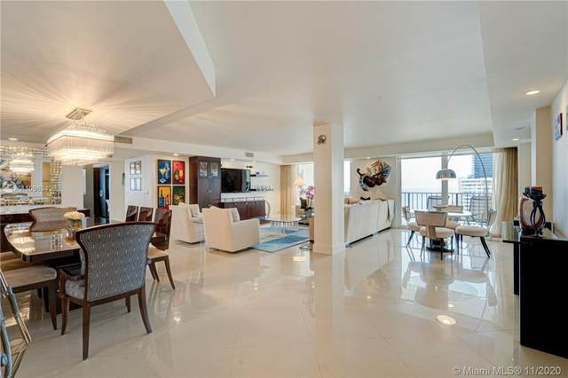 1890 S Ocean Dr Ph3, Hallandale Beach, FL 33009 (MLS #A10963436) :: Ray De Leon with One Sotheby's International Realty
