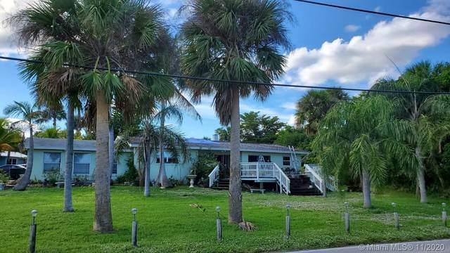 11309 S Indian River Dr, Fort Pierce, FL 34982 (MLS #A10963440) :: Miami Villa Group