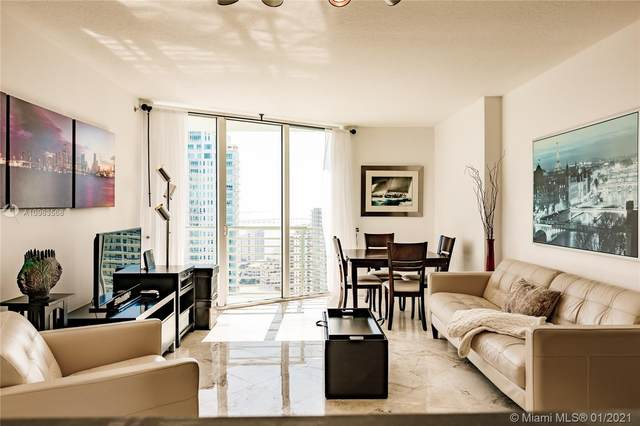 325 S Biscayne Blvd #3617, Miami, FL 33131 (MLS #A10963568) :: Albert Garcia Team