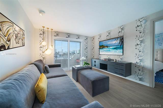 1610 Lenox Ave #516, Miami Beach, FL 33139 (MLS #A10963574) :: Search Broward Real Estate Team