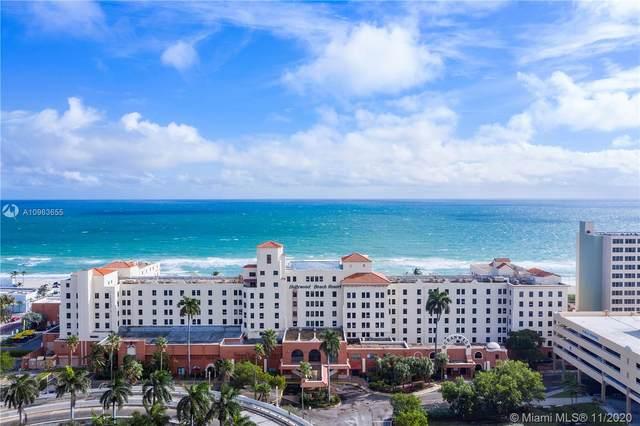 101 N Ocean Dr #790, Hollywood, FL 33019 (MLS #A10963655) :: ONE Sotheby's International Realty