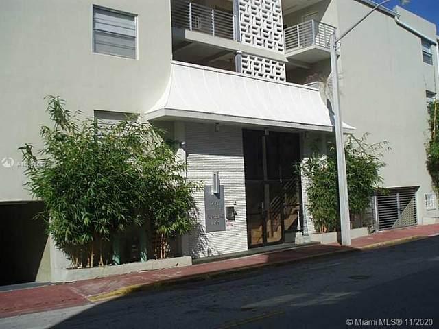1441 Lincoln Rd #308, Miami Beach, FL 33139 (MLS #A10963697) :: Patty Accorto Team