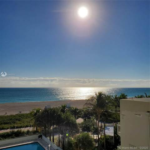 465 Ocean Dr #611, Miami Beach, FL 33139 (MLS #A10963703) :: Search Broward Real Estate Team