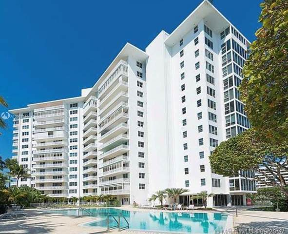 200 Ocean Lane Dr #1009, Key Biscayne, FL 33149 (MLS #A10963744) :: GK Realty Group LLC