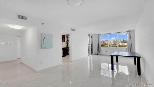 17890 W Dixie Hwy #603, North Miami Beach, FL 33160 (MLS #A10963746) :: ONE Sotheby's International Realty
