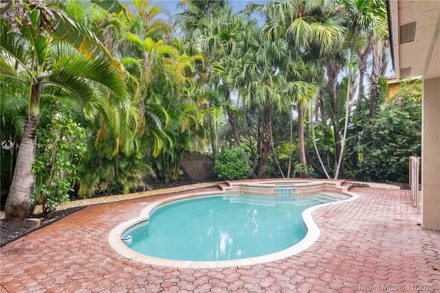 16281 SW 15th St, Pembroke Pines, FL 33027 (MLS #A10963794) :: Green Realty Properties