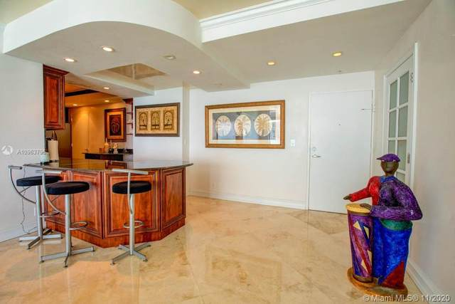 4001 S Ocean Dr 14N, Hollywood, FL 33019 (MLS #A10963796) :: ONE Sotheby's International Realty