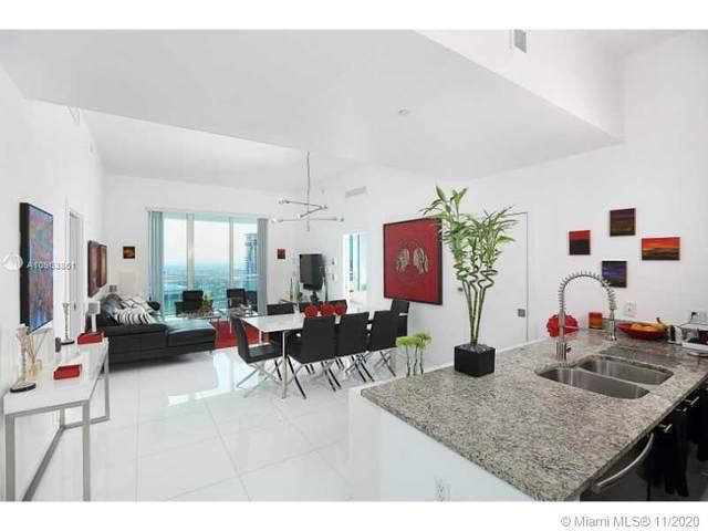 951 Brickell Ave #4207, Miami, FL 33131 (MLS #A10963861) :: Patty Accorto Team