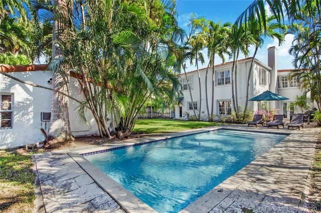 5832 Alton Rd, Miami Beach, FL 33140 (MLS #A10963904) :: The Paiz Group