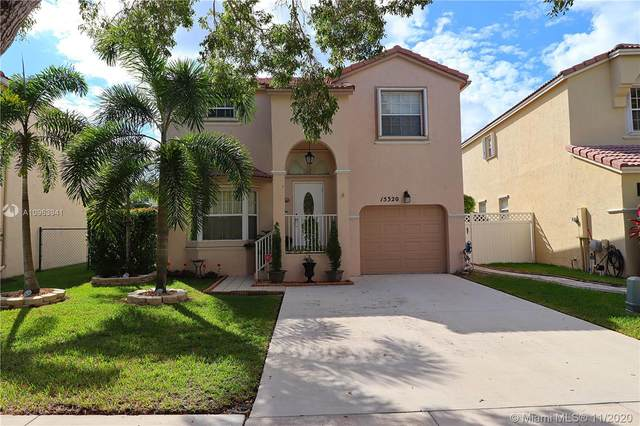 15320 NW 7th St, Pembroke Pines, FL 33028 (MLS #A10963941) :: Green Realty Properties