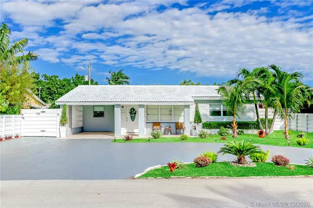 331 NE 42nd St, Oakland Park, FL 33334 (MLS #A10964045) :: THE BANNON GROUP at RE/MAX CONSULTANTS REALTY I