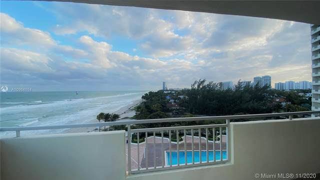 3180 S Ocean Dr #608, Hallandale Beach, FL 33009 (MLS #A10964114) :: Green Realty Properties