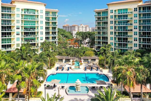 550 SE Mizner Blvd #7, Boca Raton, FL 33432 (MLS #A10964201) :: The Howland Group