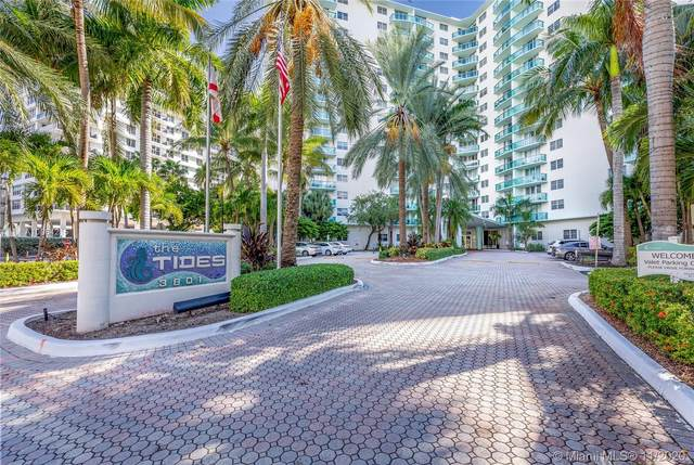 3801 S Ocean Dr 2X, Hollywood, FL 33019 (MLS #A10964215) :: Green Realty Properties