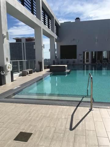 151 SE 1st St #3410, Miami, FL 33131 (MLS #A10964295) :: Berkshire Hathaway HomeServices EWM Realty