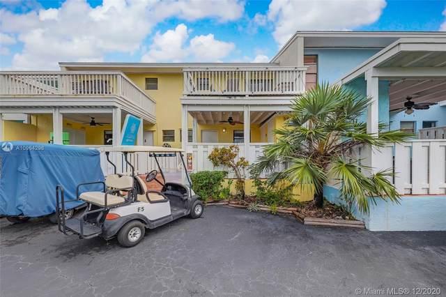 1500 Ocean Bay Dr F5, Key Largo, FL 33037 (MLS #A10964296) :: Castelli Real Estate Services