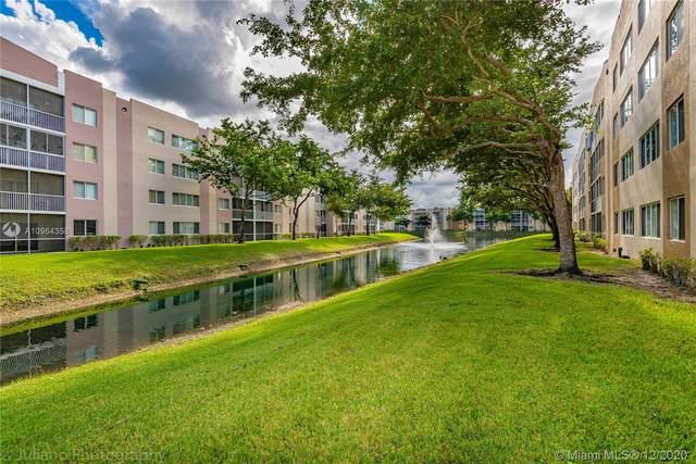 9511 Weldon Cir G110, Tamarac, FL 33321 (MLS #A10964358) :: Carole Smith Real Estate Team