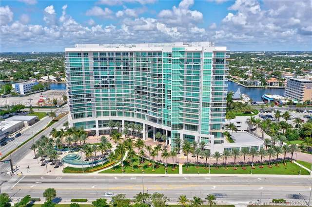 1 N Ocean Blvd #605, Pompano Beach, FL 33062 (MLS #A10964370) :: Patty Accorto Team