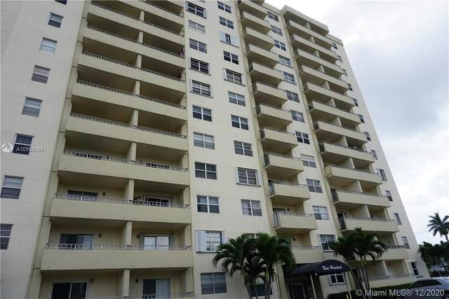 900 NE 18th Ave #404, Fort Lauderdale, FL 33304 (MLS #A10964384) :: The Howland Group