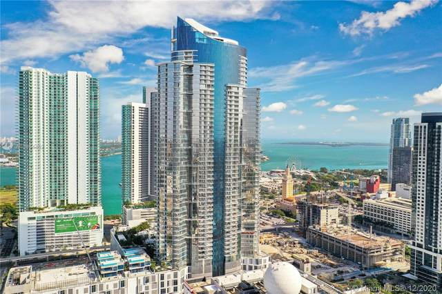 851 NE 1st Ave #4204, Miami, FL 33132 (MLS #A10964402) :: Patty Accorto Team