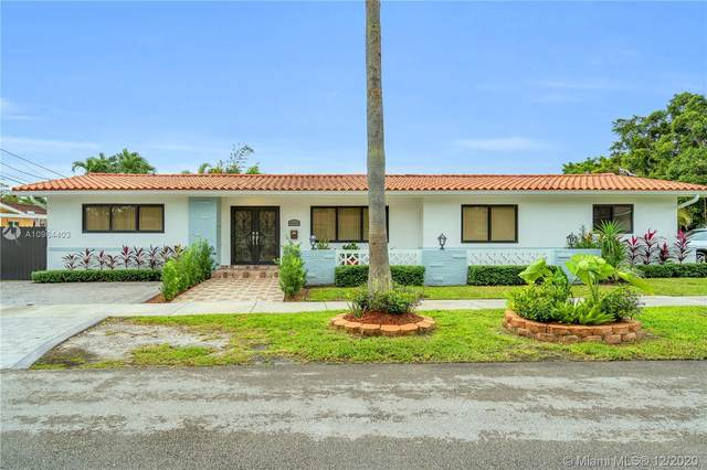 4040 SW 5th St, Coral Gables, FL 33134 (MLS #A10964403) :: THE BANNON GROUP at RE/MAX CONSULTANTS REALTY I