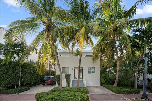 312 Jefferson Ave #5, Miami Beach, FL 33139 (MLS #A10964510) :: Julian Johnston Team
