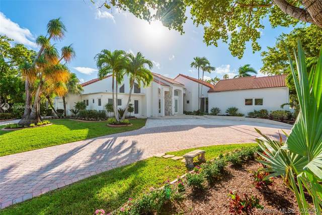 901 Diplomat Pkwy, Hollywood, FL 33019 (MLS #A10964599) :: The Howland Group