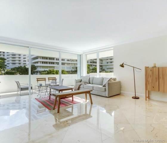 177 Ocean Lane Dr #209, Key Biscayne, FL 33149 (MLS #A10964605) :: Green Realty Properties