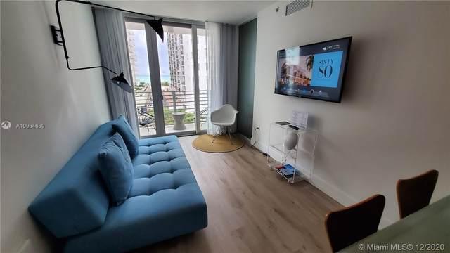 6080 Collins Avenue #520, Miami Beach, FL 33140 (MLS #A10964660) :: Green Realty Properties