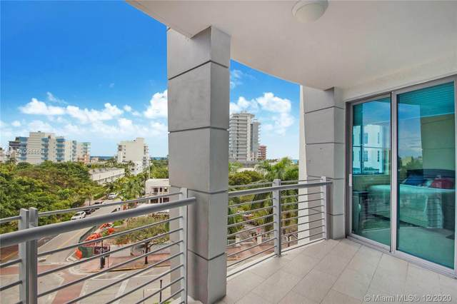 110 Washington Ave #2607, Miami Beach, FL 33139 (MLS #A10964661) :: ONE Sotheby's International Realty