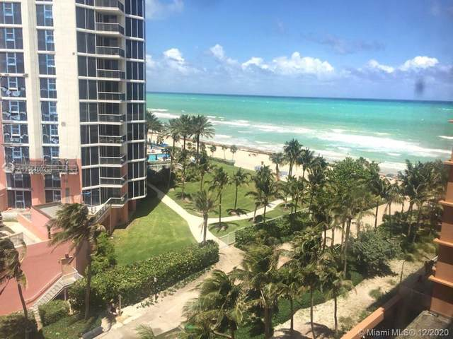 19201 Collins Ave #623, Sunny Isles Beach, FL 33160 (MLS #A10964692) :: Ray De Leon with One Sotheby's International Realty