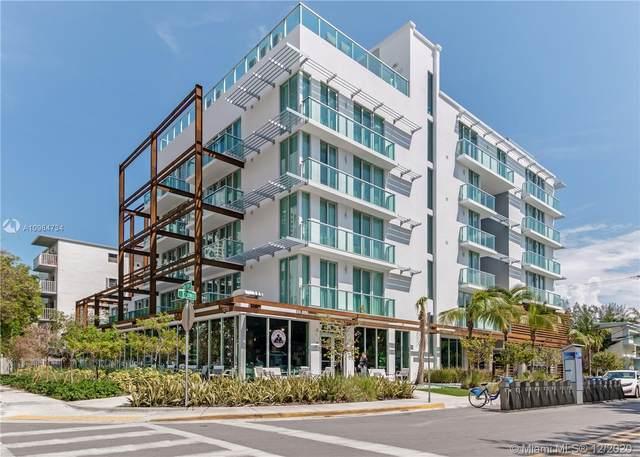 1215 West Ave #402, Miami Beach, FL 33139 (MLS #A10964734) :: Compass FL LLC