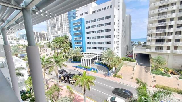 6080 Collins Avenue #508, Miami Beach, FL 33140 (MLS #A10964754) :: Green Realty Properties