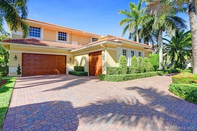 1445 Victoria Isle Dr, Weston, FL 33327 (MLS #A10964794) :: THE BANNON GROUP at RE/MAX CONSULTANTS REALTY I